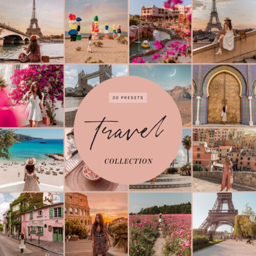 kelseyinlondon lightroom presets photo editing presetsbykelsey travel collection