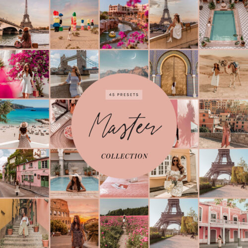 kelseyinlondon lightroom presets photo editing presetsbykelsey master collection