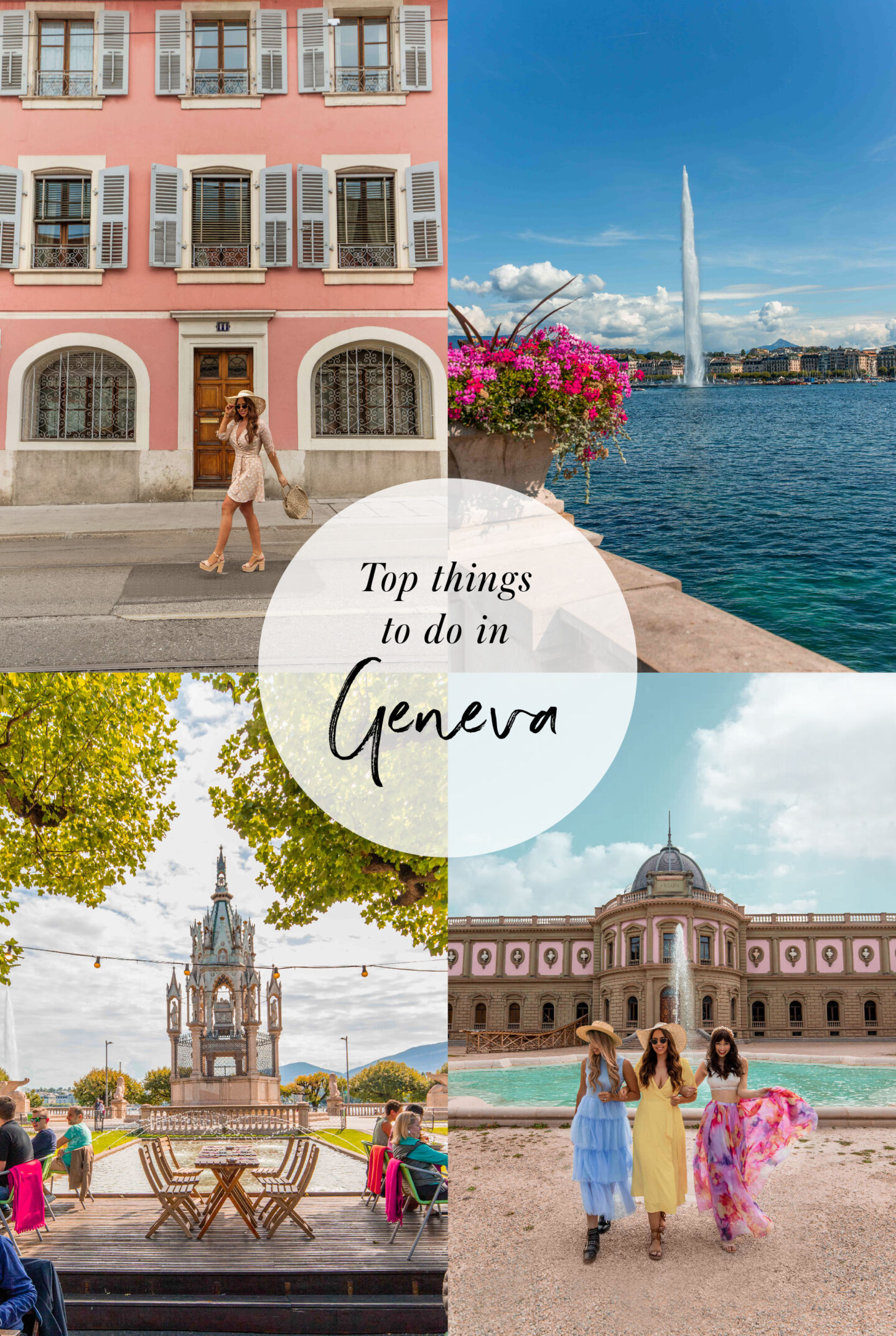 Things to do in Geneva Weekend in Geneva Geneva bucketlist kelseyinlondon Kelsey Heinrichs
