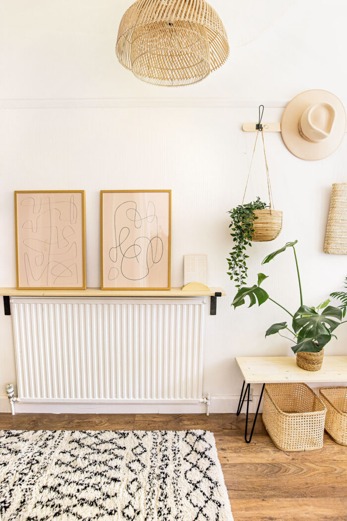 Hallway Decorating Ideas – My Hallway Makeover