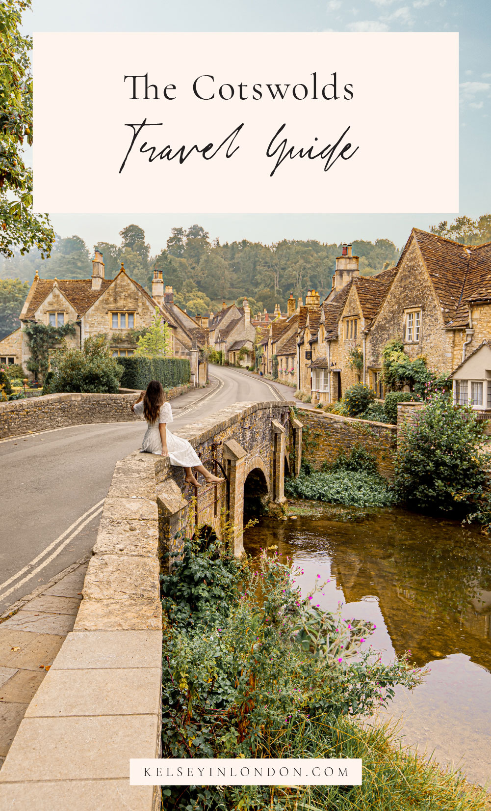 Uk road trip Somerset the cotswolds castle Combe Kelsey Heinrichs kelseyinlondon England travel camptoo campervan holiday