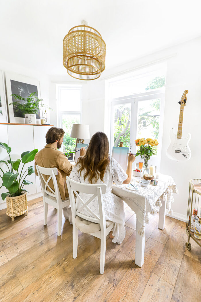 10 Awesome Home Date Ideas