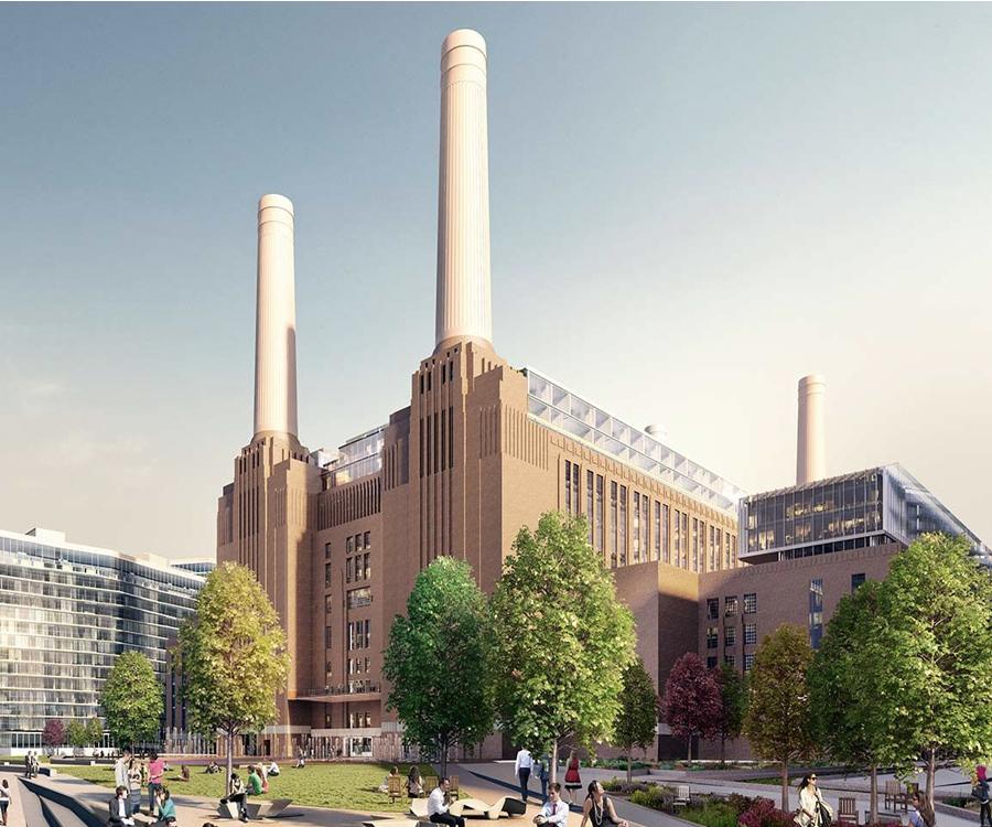 Battersea PSD – Phase 2, London, UK