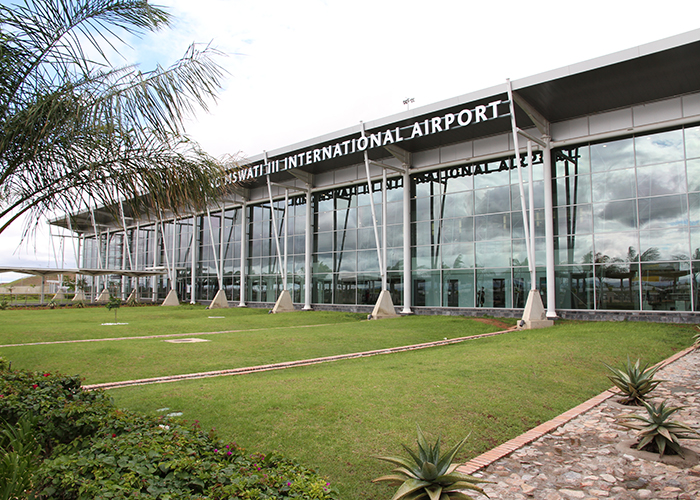 Mswati 3 Airport, Swaziland
