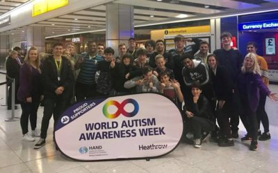 Channel 5 – Autism With Attitude making history!