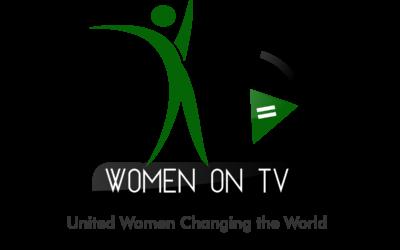 Women on TV interviewedinspirational Anna Kennedy