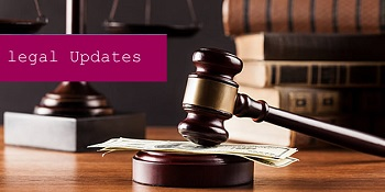 Legal updates from Sean Kennedy