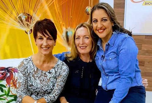 Paula McGowan's powerful interview on the Chrissy B Show
