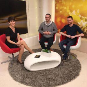 Matthew-Bennett-on-Sky-TV-The-Chrissy-B-