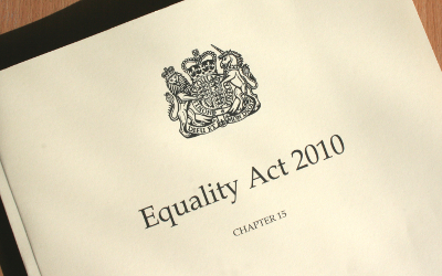 The Equality Act Section 15