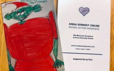 AKO Charity Christmas Cards 2021