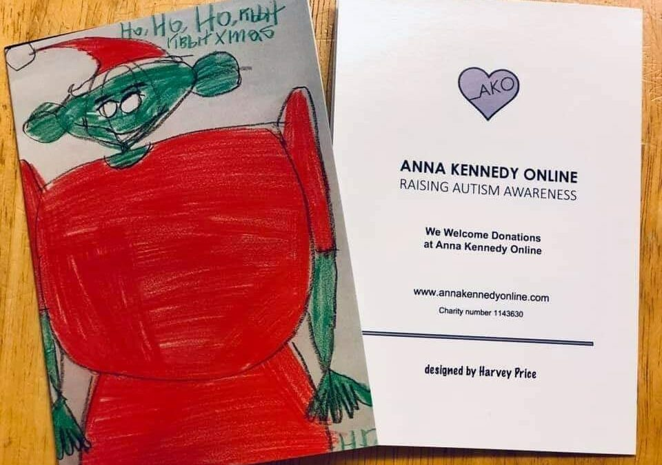 Buy your AKO Charity Christmas Cards 2020!