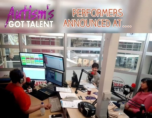 Autism's Got Talent performers announced for London 2020!!!
