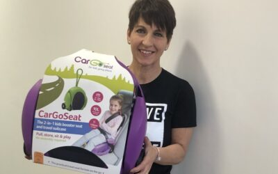 Raising Autism Awareness – CarGoSeat collaborates with Dr Anna Kennedy OBE