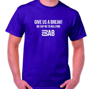 Give Us A Break T-shirt