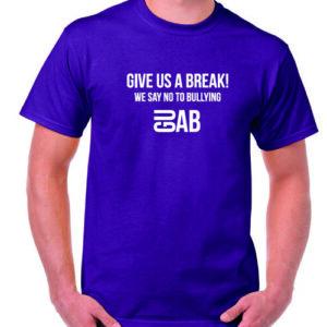 Give Us A Break T-shirt