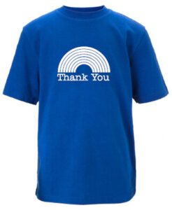 Born Anxious - Thank You T-Shirts