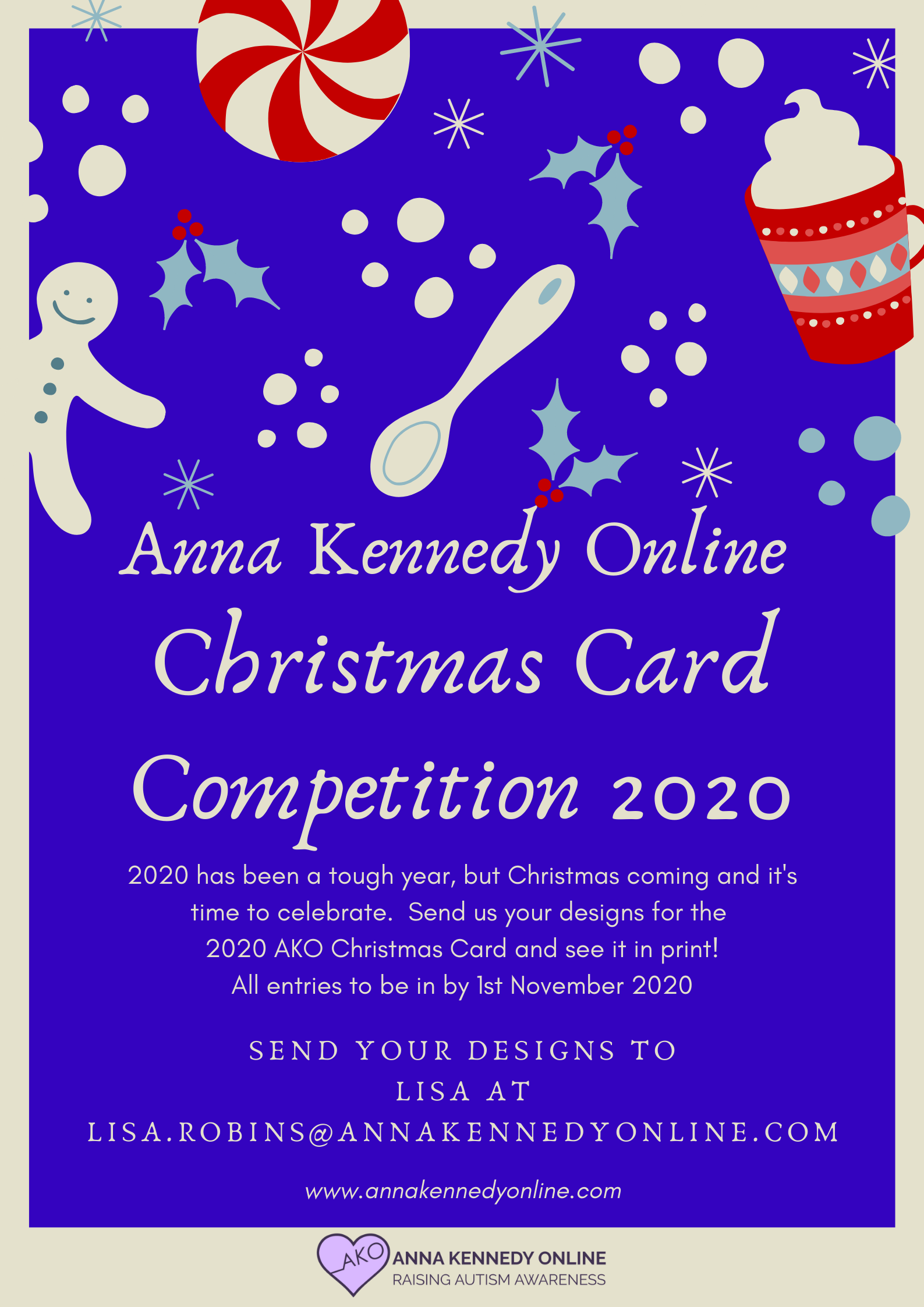 AKO Christmas Card Competition