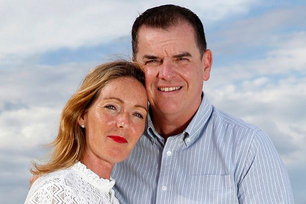 Paula and Tom McGowan