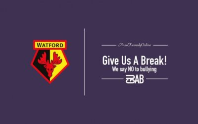 Watford FC announces their anti-bullying poster competition winners!!