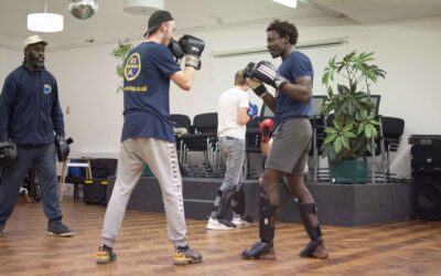 Mixed Martial Arts for Reform and Progression (MMARAP) empowers and educates those with disabilities and autism