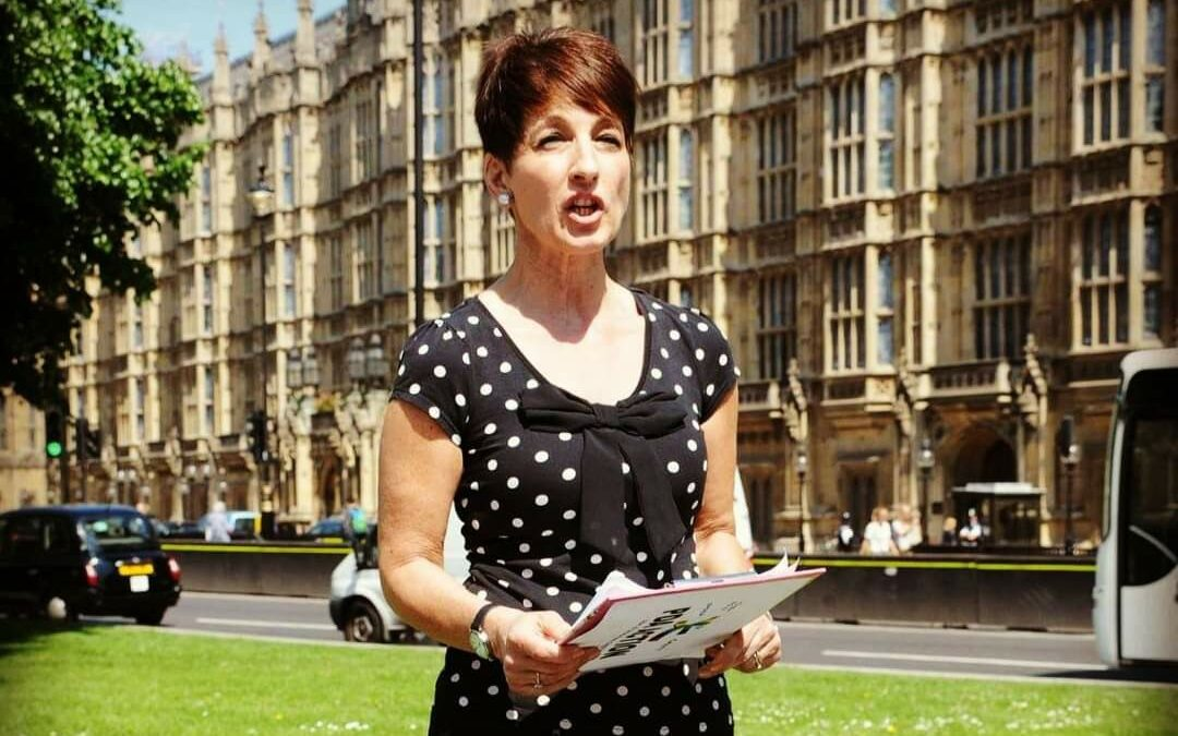 "Anna attends ""All Parliamentary Group"" about Autism"