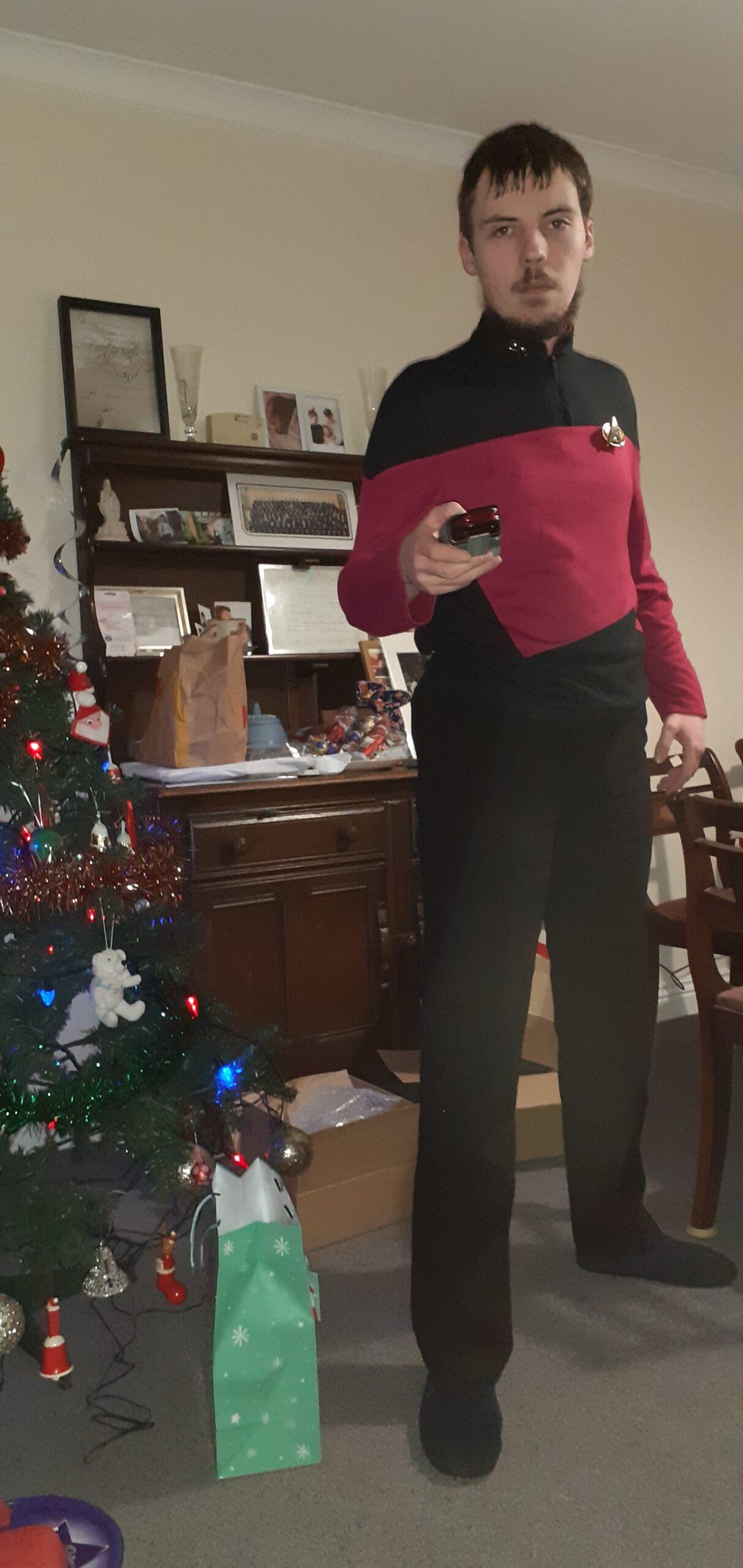 Ben Star Trek 2020
