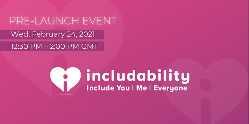 Anna Kennedy is proud to announce being Ambassador for Includability
