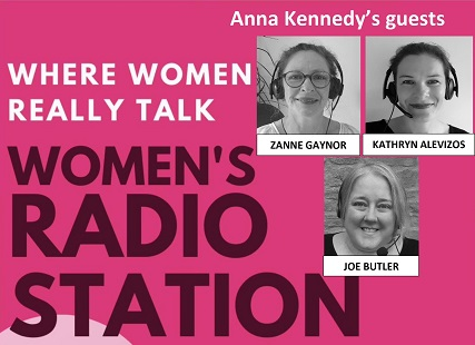 Anna's guests this week at Women's Radio were Co-founders of Acrobat-Global talk on 'All things Autism'