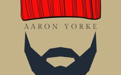 Anna's guests this week at Women's Radio – Aaron Yorke