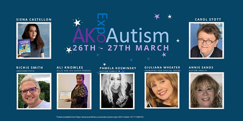 AKO Autism Expo 2021- purchase your tickets!