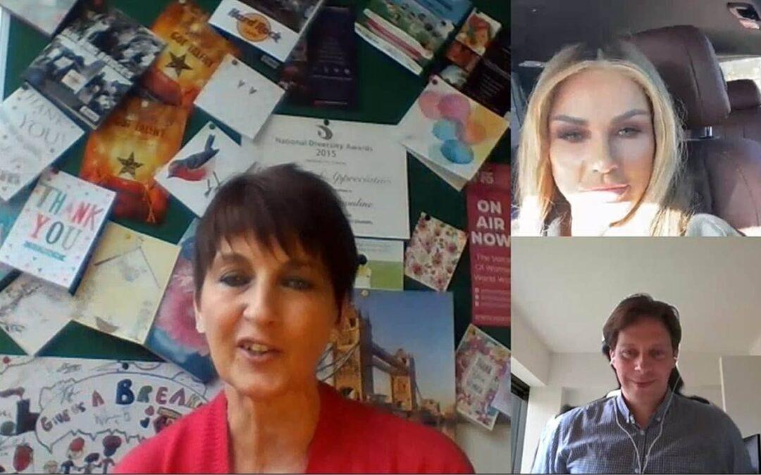 Anna Kennedy Online raise autism awareness within the Metropolitan Police