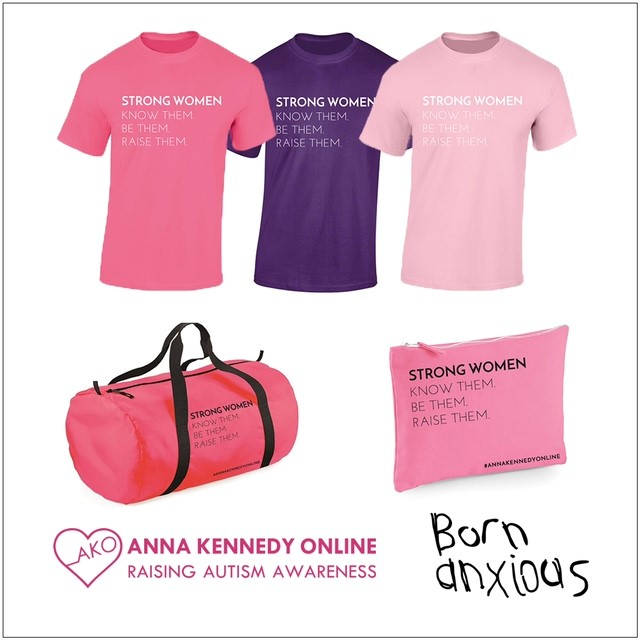 Born Anxious launch their Women's collection!