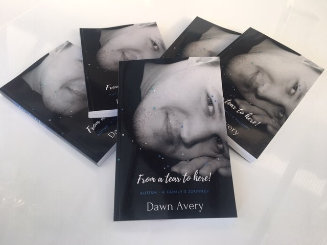 New Book Launch – called From a tear to here!