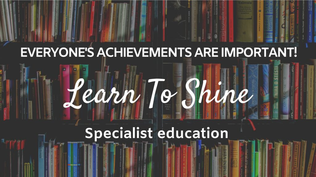 LEARN to SHINE education