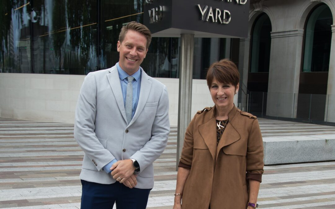 Autism Awareness at New Scotland Yard