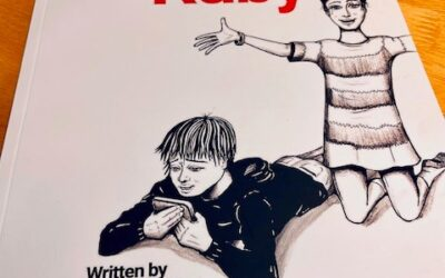 Arna & Ruby: A book review by Beverly Guest our Charity Champion