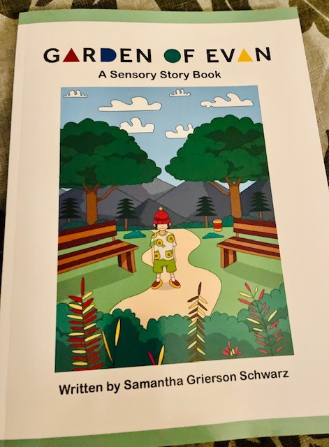 Garden of Evan - A book review by Beverly Guest our Charity Champion