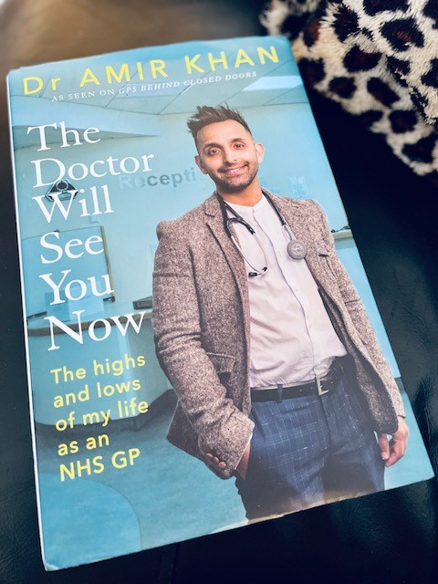 'The Doctor Will See You Now' by Dr Amir Khan – A Book Review