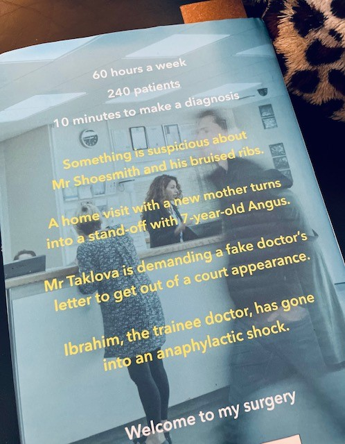 'The Doctor Will See You Now' by Dr Amir Khan - A book review by Beverly Guest our Charity Champion