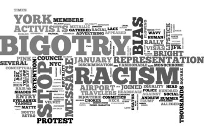 Bigotry Starts At Home – an article by our Ambassador Paul Isaacs
