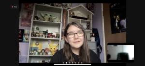 Dani Bowman, creator of Dani-Motion (https://danibowman.com/) talk to Natalie Sherriff about her experience at Dani Academy Summer Camp.