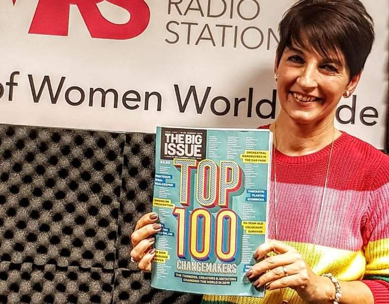 Anna Kennedy - Women's Radio Station award