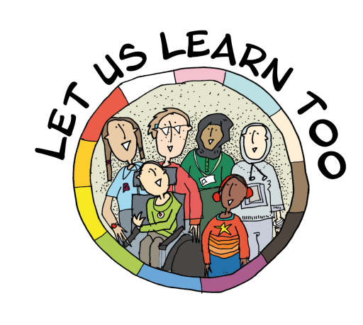 We are proud to support the Let us Learn too campaign