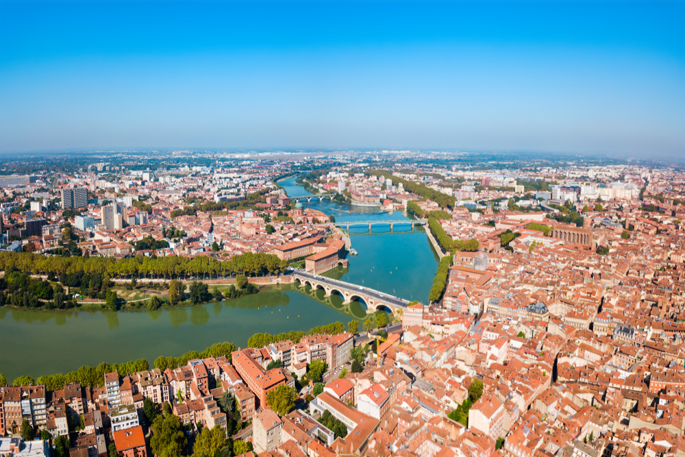 Top five places for expats to live in France