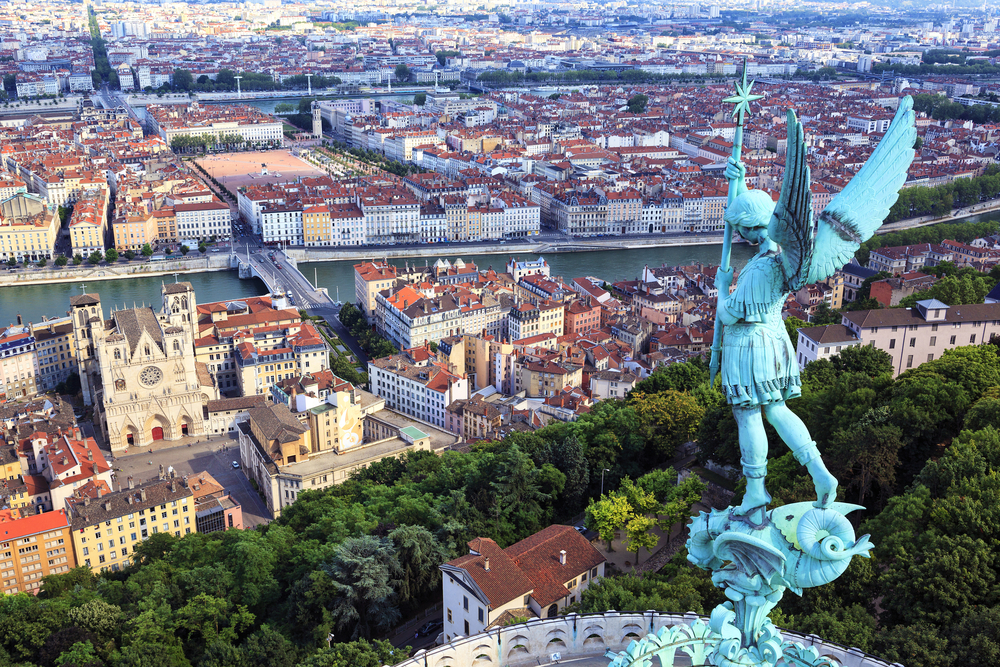 Where to live in Lyon