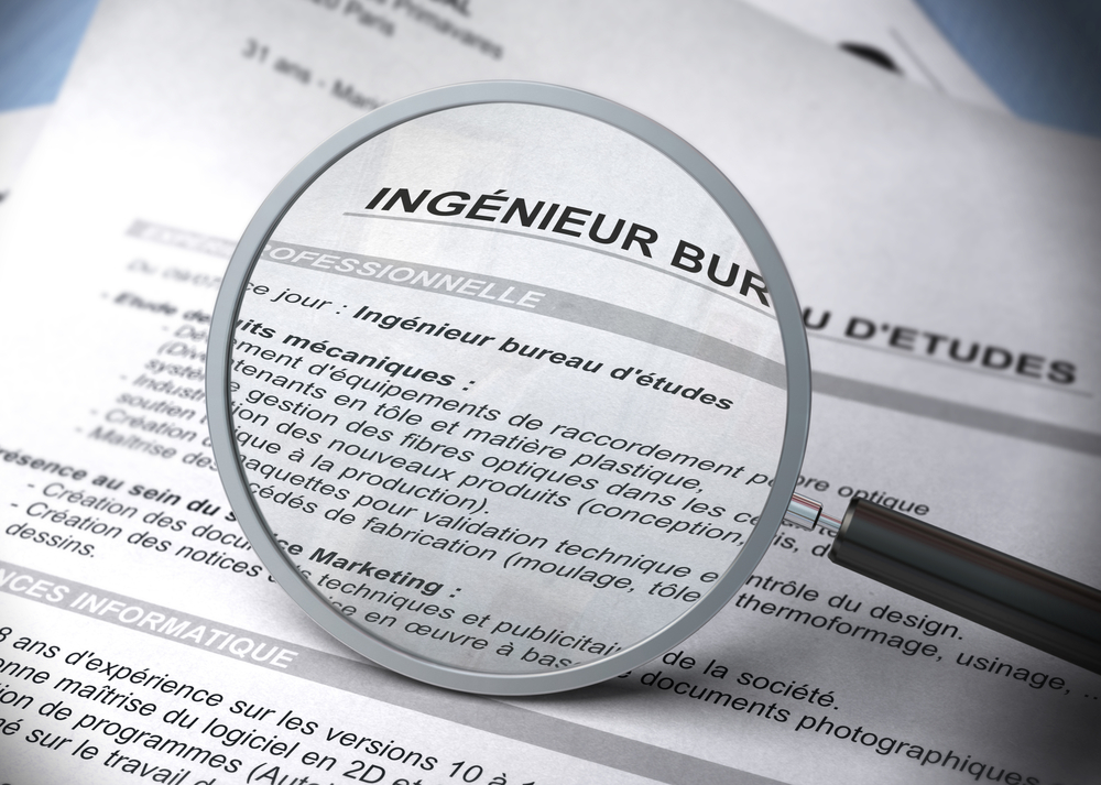 How to write a French CV