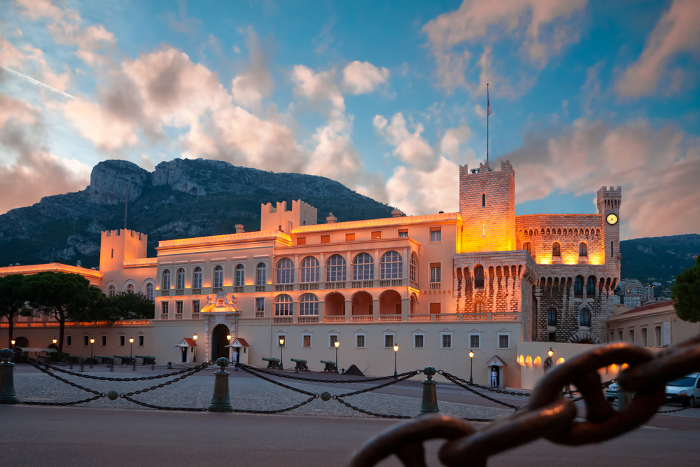 Explore France: The Prince's Palace, Monaco