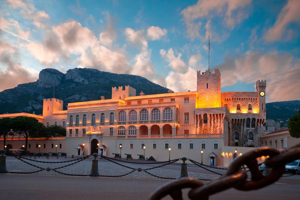 Explore France: The Prince's Palace, Monaco