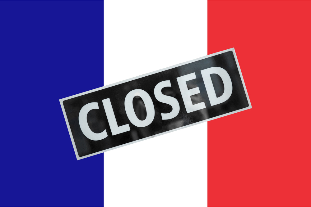 French bank holidays 2020